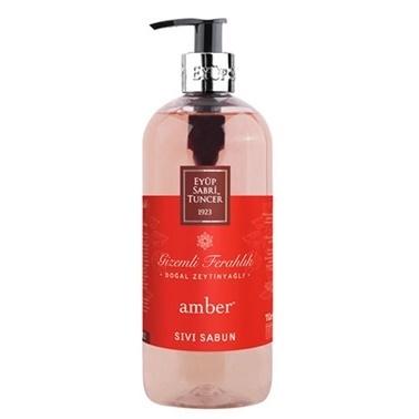 Eyüp sabri tuncer Eyüp Sabri Tuncer Amber Sıvı Sabun 500 ml Renksiz